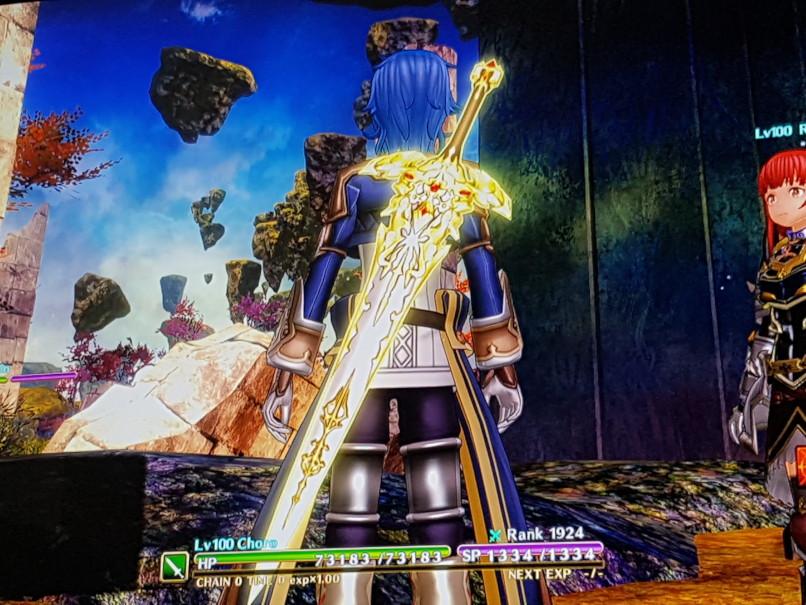 SAO HR 深淵の巫女(v3.01) 攻略! 復帰組が最前線に戻るためには。。?